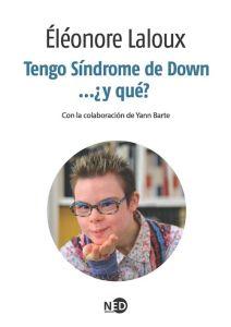 """Éléonore Laloux presenta """"Tengo Síndrome de Down... ¿y qué?"""" en Barcelona"""
