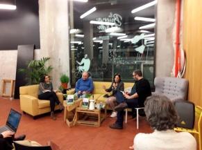 Presentación en Medialab